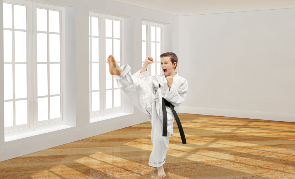kids martial arts in Sydney