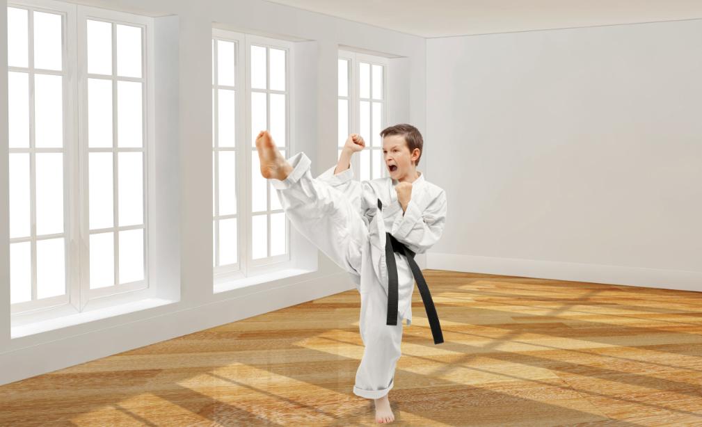 kids martial arts in Sydney