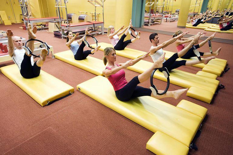 pilates classes for beginners