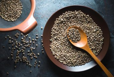organic hemp foods