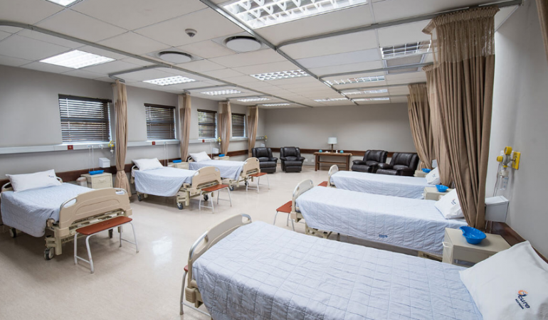 Day hospital Pretoria CBD (Medkin).