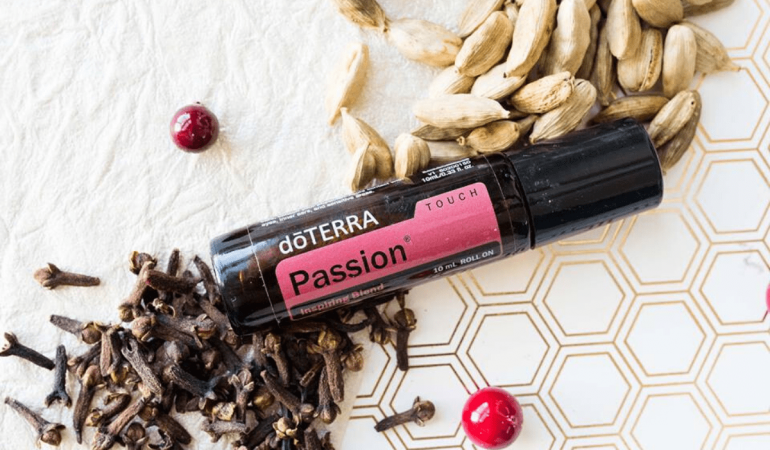 essential oil for passion