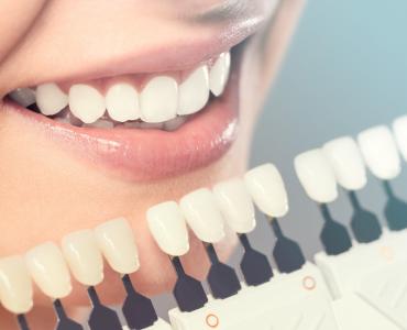 cosmetic dental treatment