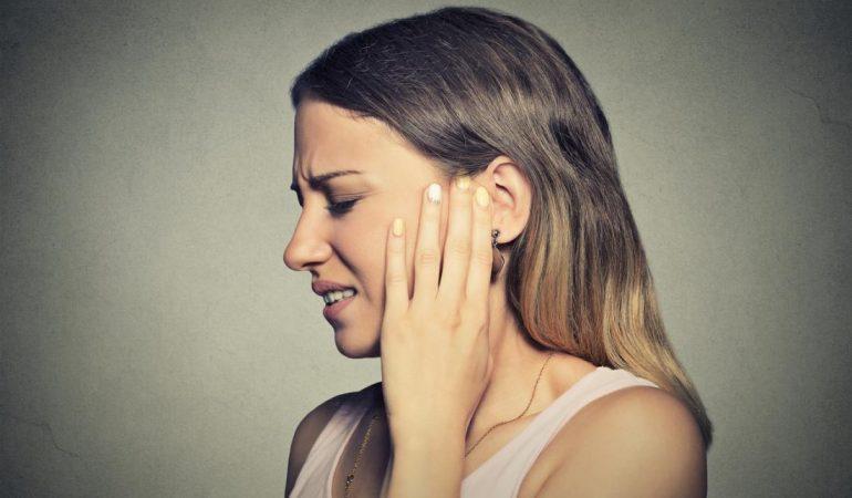 ringing noise in ear